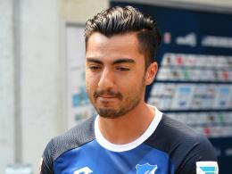 Lange Leidenszeit: Hoffenheims Offensivspieler Jiloan Hamad kämpft sich nach Kreuzbandriss heran.