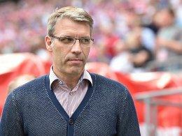 Neue Erkenntnisse in der Rucksack-Affäre: HSV-Sportdirektor Peter Knäbel.