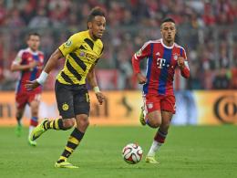 Dortmund gegen Gladbach