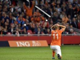 Seine Sorgen haben sich vergrößert: Arjen Robben.
