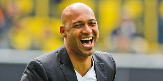Abschiedsspiel vor 80.000 Zuschauern: Der Ex-Dortmund-Profi Dede.