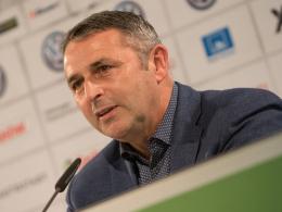 Freut sich über die Entwicklung der letzten Jahre: VfL-Geschäftsführer Sport Klaus Allofs.