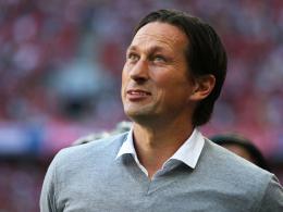 Lässt auch seinen Vorgesetzten mitunter Schwärmen: Leverkusens Chefcoach Roger Schmidt.