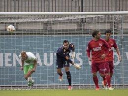 Er will wieder voll durchstarten: Diego Benaglio.
