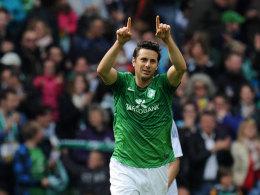 Sorgt ab sofort wieder im Westerstadion für Herzklopfen: Angreifer Claudio Pizarro kommt zum SV Werder.