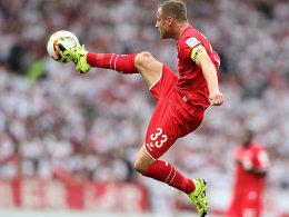 FC-Kapitän Matthias Lehmann