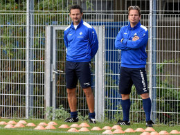 Hat während den Länderspielen beinahe sein komplettes Personal zur Verfügung: Darmstadt-Coach Dirk Schuster.