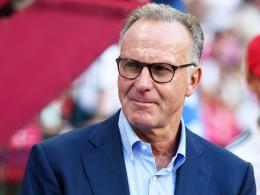 Als Vorsitzender der Klub-Vereinigung ECA bestätigt: Bayern Münchens Vorstandsboss Karl-Heinz Rummenigge.