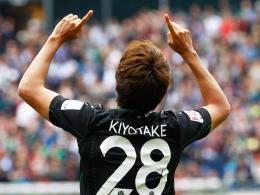 Kiyotake startet durch - Erdinc st�rzt ab