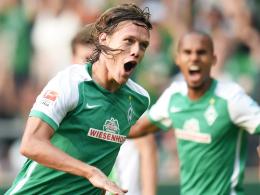 Hat sich viel vorgenommen bei seinem Ex-Klub Hoffenheim: Bremens Abwehr-Hüne Jannik Vestergaard.
