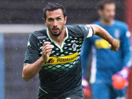 Steht vor dem Comeback: Mönchengladbachs Martin Stranzl.