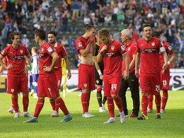 Der VfB Stuttgart bleibt ein Krisen-Klub.