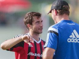 Markus Suttner überzeugte Trainer Ralph Hasenhüttl gegen Wolfsburg.