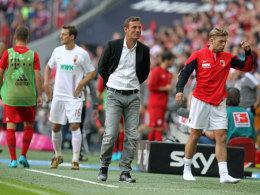 Augsburg: F�nf Fakten zur Europacup-Premiere