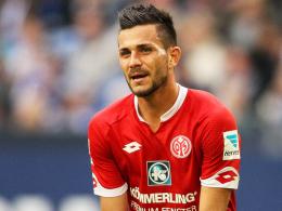 """""""Wir werden analysieren, was ihre Schwächen sind und hoffen, sie nutzen zu können"""", sagt der Mainzer Danny Latza über Hoffenheim."""