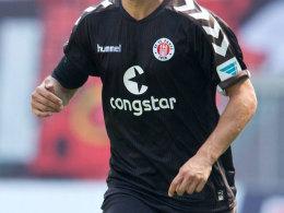 Das Heimtrikot des FC St. Pauli