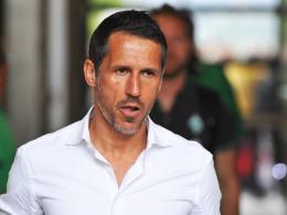 Ein neuer Kontrakt bis 2018 liegt vor: Werder Bremens Geschäftsführer Thomas Eichin.
