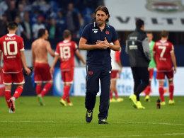 """Von der Niederlage auf Schalke """"inspiriert"""": Mainz-Trainer Martin Schmidt."""