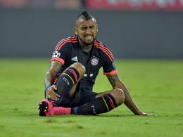 Bayern bangt vor Darmstadt-Spiel um ein Trio