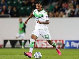 Steht in den Startlöchern: Luiz Gustavo hofft nach seiner Verletzung auf sein Comeback gegen Bayern München.