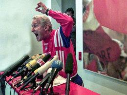 Nahm kein Blatt vor den Mund: Bayern-Trainer Giovanni Trapattoni.
