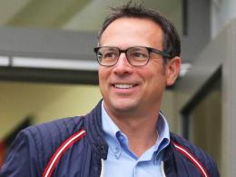 Eine Einigung steht kurz bevor: Martin Bader soll am 1. Oktober Geschäftsführer bei Hannover 96 werden.