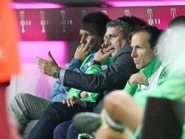 VfL-Manager Klaus Allofs