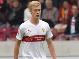 Sieht Fortschritte beim VfB: Timo Baumgartl.