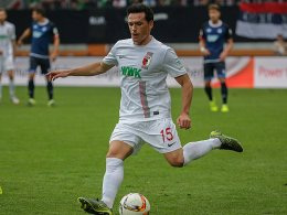 Freude über Bundesliga-Comeback getrübt: Piotr Trochowski.