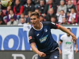 Hoffenheims Innenverteidiger Niklas Süle