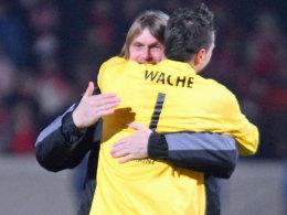 Stephan Kuhnert und Dimo Wache