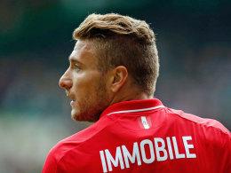 Gehört nun komplett dem FC Sevila: der Ex-Dortmunder Ciro Immobile.