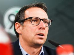 Hannovers neuer Geschäftsführer Martin Bader