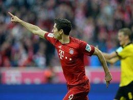 Bayern-Torjäger Robert Lewandowski