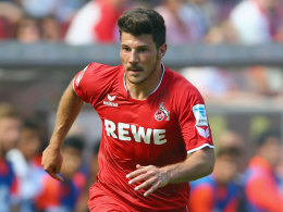 Kölns Mittelfeldspieler Milos Jojic.