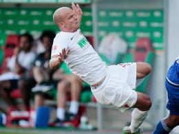 FCA: Werner ist wieder am Start