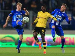 Ramos punktet beim BVB-Test in Magdeburg