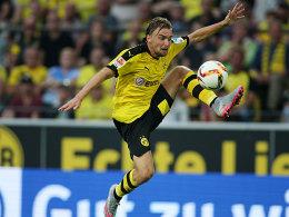 BVB bangt um Schmelzer, B�rki kann spielen