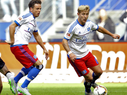 Nico Müller und Lewis Holtby