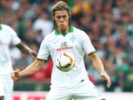 Viruserkrankung mit Fieber: Werder Bremens Abwehrchef Jannik Vestergaard.
