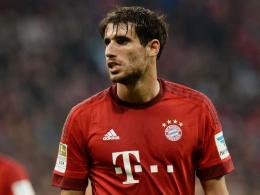 Allrounder auf dem Weg zu alter Stärke: Bayern Münchens Spanier Javi Martinez.