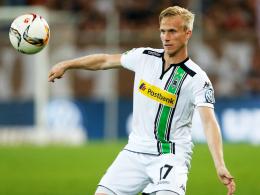 Derzeit eine Bank: Mönchengladbachs Linksverteidiger Oscar Wendt.