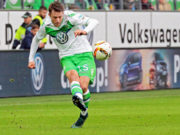 Wolfsburgs Tr�sch trumpft auf