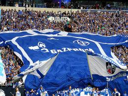 Sie sorgten für Gänsehaut: Fans des FC Schalke 04.