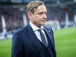 Manager Horst Heldt