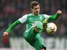 """""""Wir müssen uns trauen, unser Spiel durchzuziehen"""": Bremens Offensiv-Allrounder Fin Bartels."""