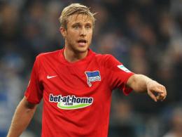 """""""Die machen es im Moment überragend"""": Herthas Per Skjelbred warnt vor Aufsteiger Ingolstadt."""