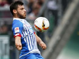 Hat sich viel vorgenommen für Freitagabend: Hoffenheims Angreifer Kevin Volland.