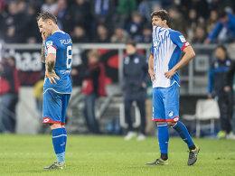 Wieder kein Heimsieg: Hoffenheim kommt nicht vom Fleck.
