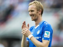 Trifft auf seinen Ex-Klub Hannover: Darmstadts Jan Rosenthal.